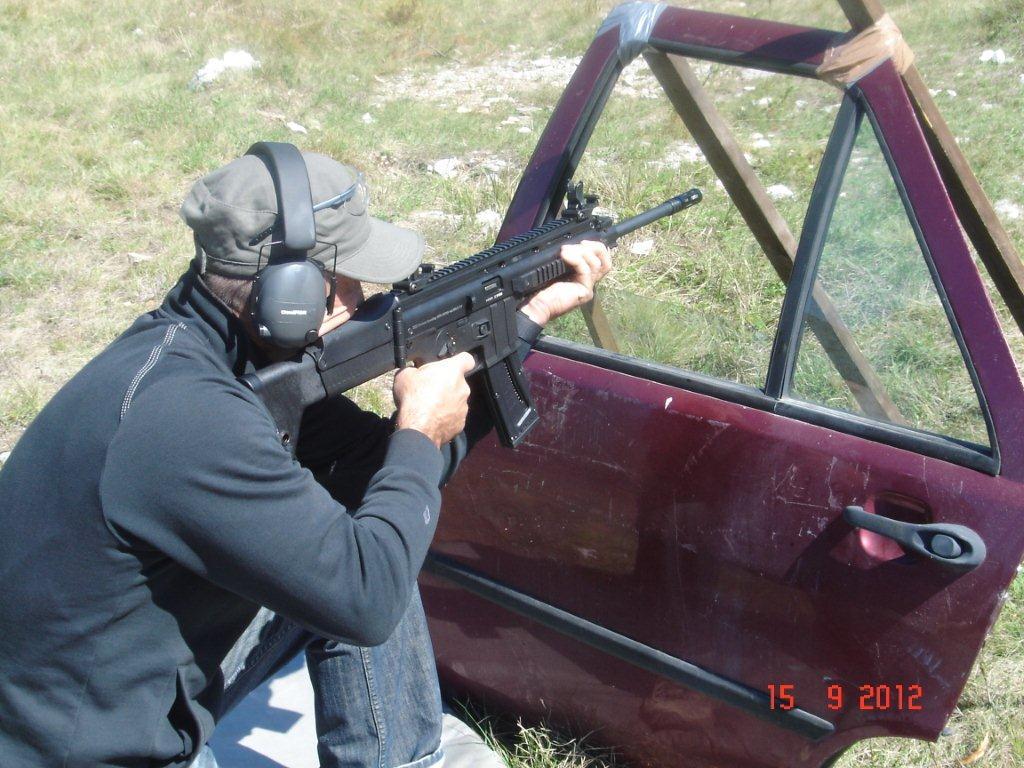 Praktična puška BILE 15.9.2012
