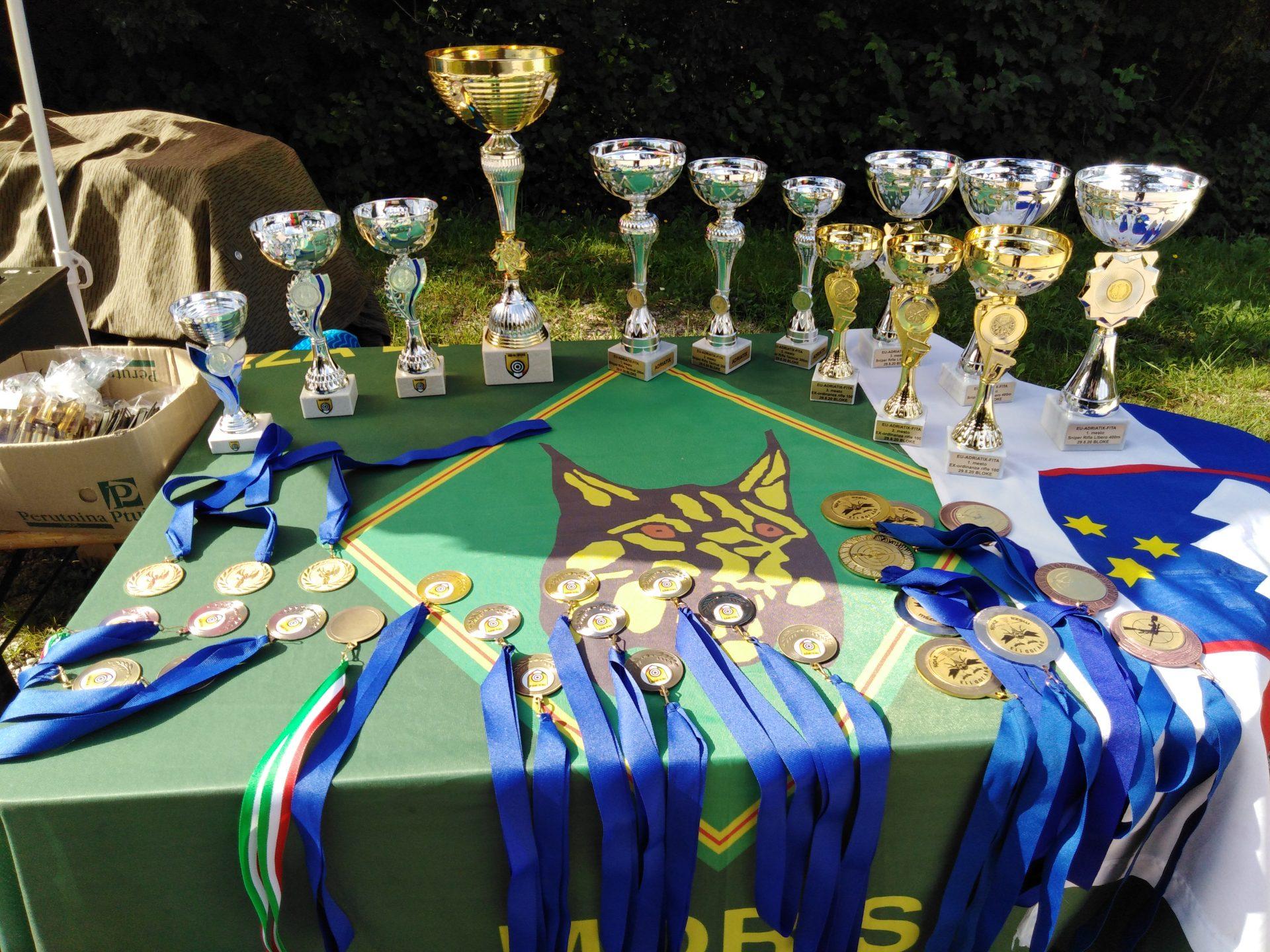 EU Adriatix-FITA Copa 3-400